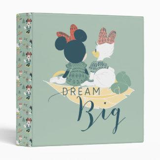 Minnie Mouse & Daisy Duck | Dream Big Binder
