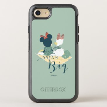 Disney Themed Minnie Mouse & Daisy Duck | Dream Big OtterBox Symmetry iPhone 8/7 Case