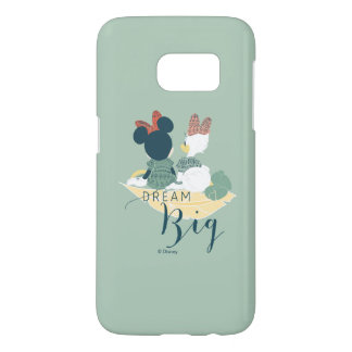 Minnie Mouse & Daisy Duck | Dream Big Samsung Galaxy S7 Case