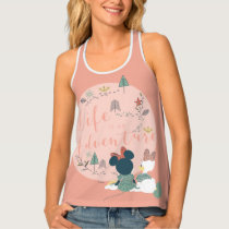 Minnie Mouse & Daisy Duck | Life is an Adventure Tank Top