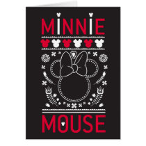 Minnie Mouse | Decoration Pattern Card