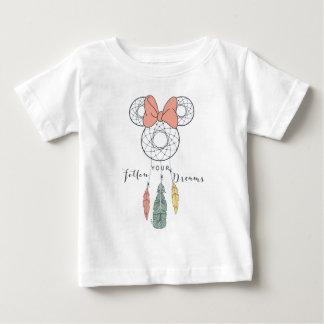 Minnie Mouse Dream Catcher | Follow Your Dreams Infant T-shirt
