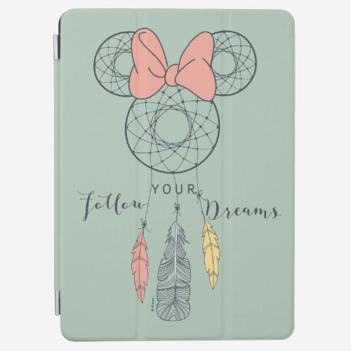 Minnie Mouse Dream Catcher | Follow Your Dreams iPad Air Cover