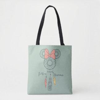 Minnie Mouse Dream Catcher | Follow Your Dreams Tote Bag