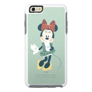 Minnie Mouse el | nunca para el explorar Funda Otterbox Para iPhone 6/6s Plus