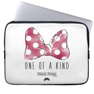 Minnie Mouse el | uno de una clase Fundas Ordendadores
