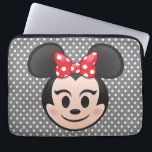 "Minnie Mouse Emoji Computer Sleeve<br><div class=""desc"">Express yourself with this super cute Disney emoji featuring Minnie Mouse.</div>"