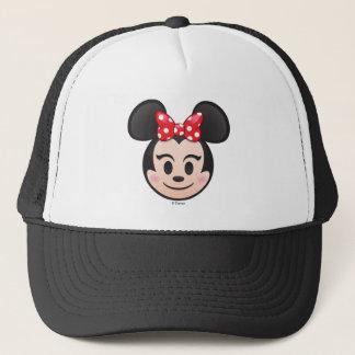 Minnie Mouse Emoji Trucker Hat