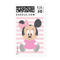 Minnie Mouse | First Birthday Postage