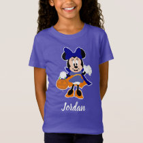Minnie Mouse | Halloween T-Shirt