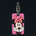"Minnie Mouse Luggage Tag<br><div class=""desc"">Minnie Mouse</div>"