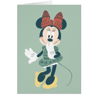 Minnie Mouse | Never Stop Exploring Card