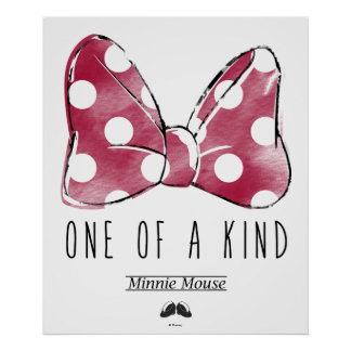Minnie Mouse | One Of A Kind 3 Poster