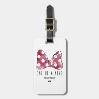 Minnie Mouse | One Of A Kind Bag Tag