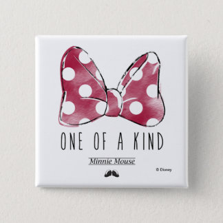 Minnie Mouse | One Of A Kind Button