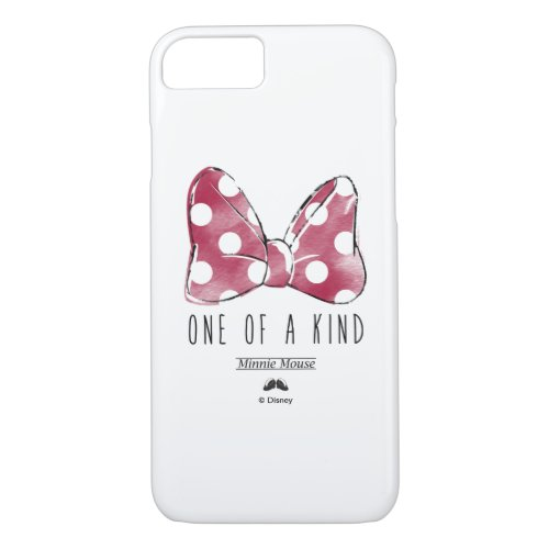 Minnie Mouse | One Of A Kind Phone Case