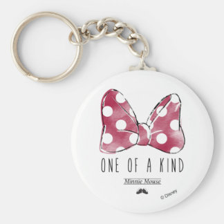 Minnie Mouse | One Of A Kind Keychain