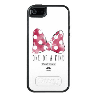 Minnie Mouse | One Of A Kind OtterBox iPhone 5/5s/SE Case