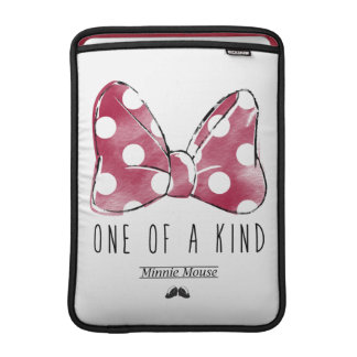 Minnie Mouse   One Of A Kind Sleeve For MacBook Air