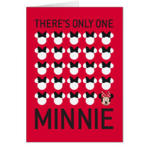 Minnie Mouse | Only One Minnie