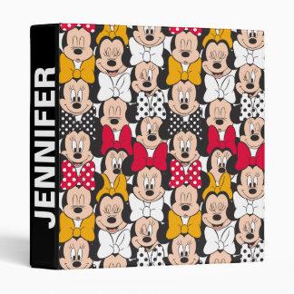 Minnie Mouse | Pattern Binder