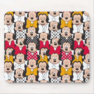 Minnie Mouse | Pattern Mouse Pad