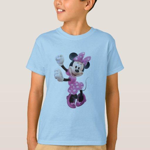 Minnie Mouse Playera