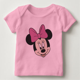 Minnie Mouse Smiling Baby T-Shirt