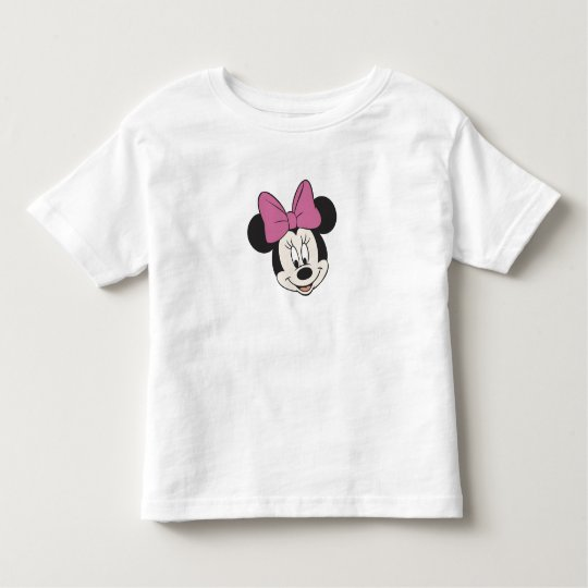 Minnie Mouse Smiling Toddler T-shirt