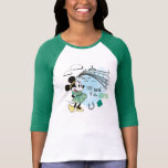 Minnie Mouse | St. Patrick's Day - Land of the Gre T-Shirt