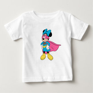Minnie Mouse | Super Hero in Training Baby T-Shirt