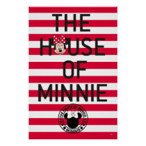 Minnie Mouse | The House of Minnie Poster