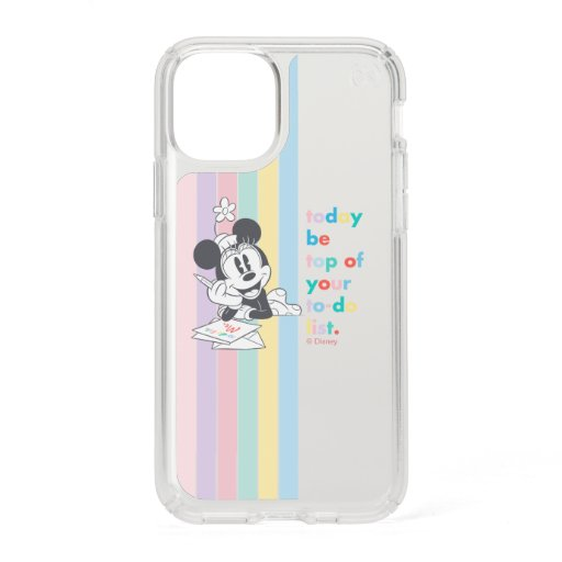 Minnie Mouse | Today Be Top of Your To-Do List Speck iPhone 11 Pro Case