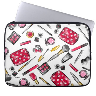 Minnie Mouse | #what'sinmypurse Pattern Laptop Sleeve