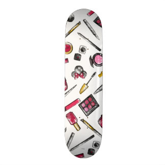 Minnie Mouse | #what'sinmypurse Pattern Skateboard