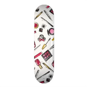 Disney Themed Minnie Mouse | #what'sinmypurse Pattern Skateboard