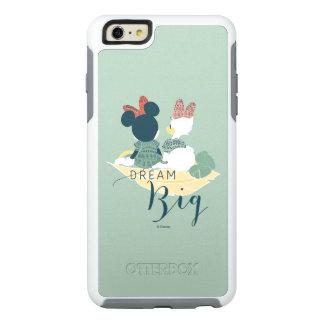 Minnie Mouse y grande ideal del pato el | de la Funda Otterbox Para iPhone 6/6s Plus