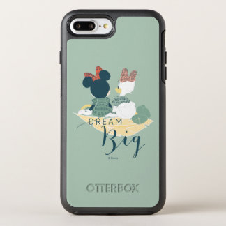 Minnie Mouse y grande ideal del pato el | de la Funda OtterBox Symmetry Para iPhone 7 Plus