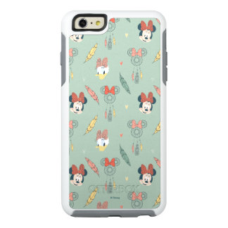 Minnie Mouse y modelo ideal del colector del pato Funda Otterbox Para iPhone 6/6s Plus