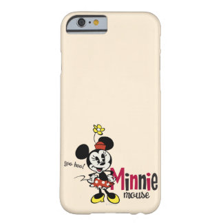 Minnie Mouse - Yoo Hoo! Barely There iPhone 6 Case