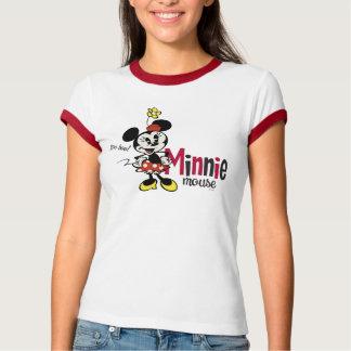 ¡Minnie Mouse - Yoo Hoo! Poleras