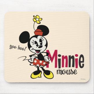 ¡Minnie Mouse - Yoo Hoo! Tapetes De Raton