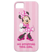 Minnie | No Stopping this Girl iPhone SE/5/5s Case
