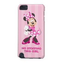 Minnie | No Stopping this Girl iPod Touch 5G Cover