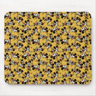 Minnie Pattern 2 Mouse Pad