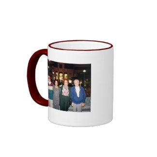 Minnie & Peter Tommy & Miriam Ringer Mug