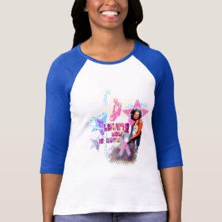 Minnie Pink Ribbon T-Shirt