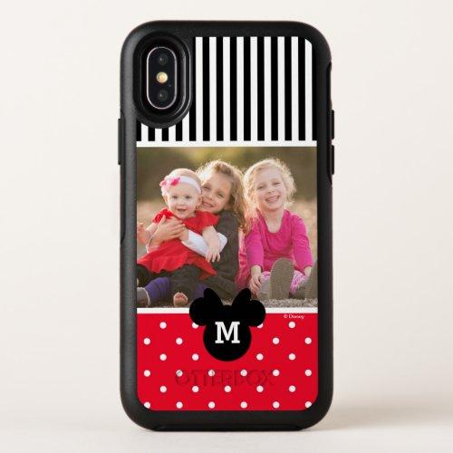 Minnie Red Polka Dot | Custom Photos & Monogram Phone Case