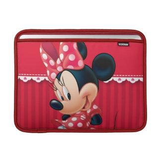 Minnie rojo 4 funda macbook air