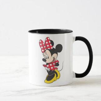 Minnie rojo el | lindo taza